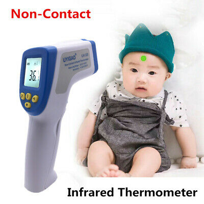 Baby Kids Forehead Body Thermometer Digital IR Infrared Termometer Non-Contact L
