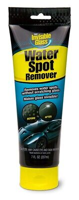 Stoner ST-WSR Invisible Glass Car Van Crystal Clear Water Spot Cleaner Remover