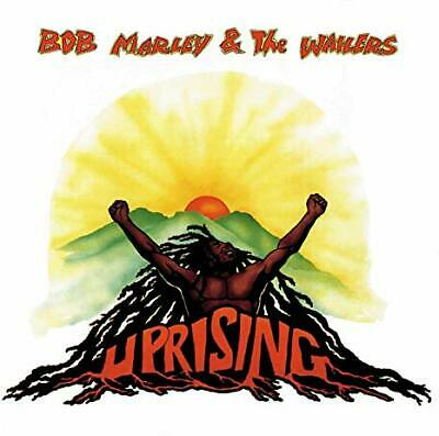 Bob Marley  The Wailers - Uprising - ID99z - CD - New