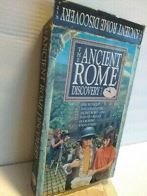 Ancient Rome Discovery Kit Running Press