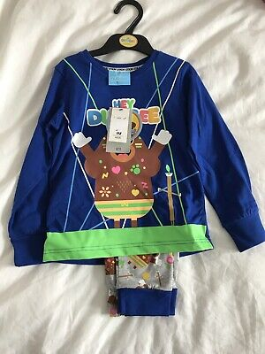 4-5 Years Hey Duggee Boys Pyjamas New With Tags TU