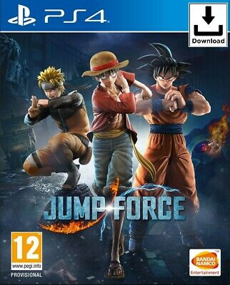 Jump Force - PS4 📥