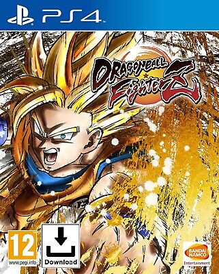 Dragon Ball FighterZ - PS4 📥