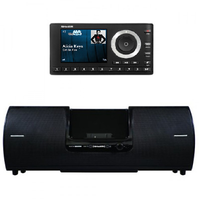 SiriusXM Boombox and Onyx Plus Radio Bundle