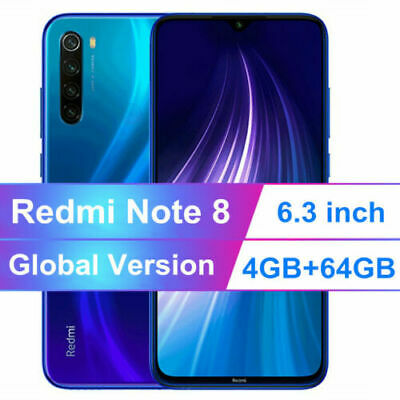 Global Version Xiaomi Redmi Note 8 64GB Octa Core Android 9 Smartphone Mobile 7
