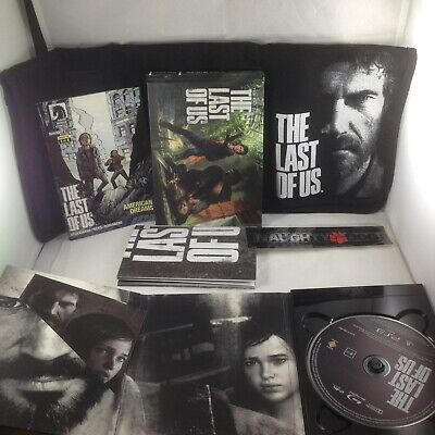 The Last of Us Joel Edition PS3 Complete Mint Disc
