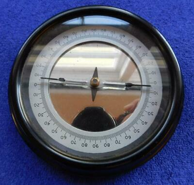 Beautiful Art Deco era Oversized Desktop Compass c1925