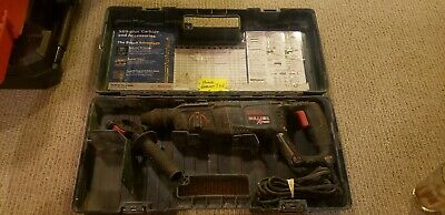 BOSCH Bulldog Xtreme VSR Hammerdrill w Case 7½ amp Corded Tested & Working