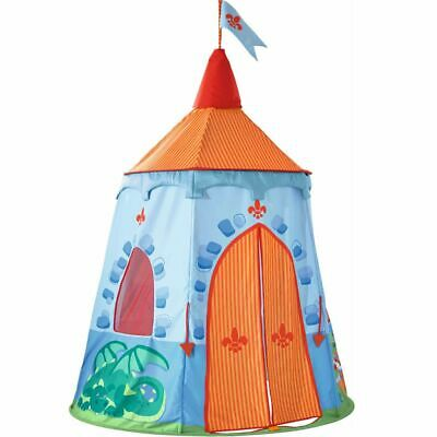 HABA Children Kids Play Tent Outdoor Playhouse Activity Knight's Hold 302876~
