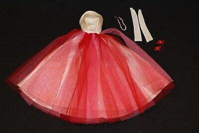 Vintage 1965 BARBIE Doll CAMPUS SWEETHEART Outfit – NEAR COMPLETE