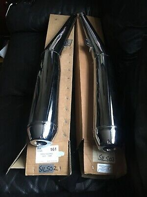 BMW R45/R65 1981-1985 New Old Stock Brituro Silencers