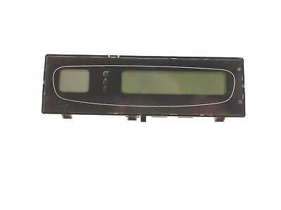 Original Renault Dash Info Display Screen 8200217443 (id: 1622)