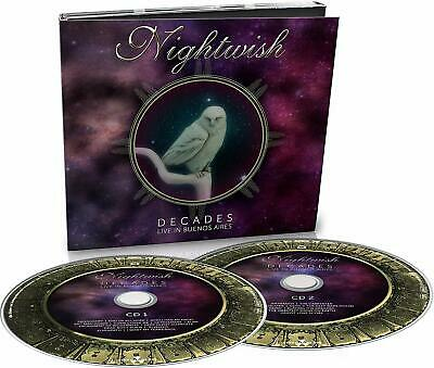Nightwish - Decades: Live in Buenos Aires CD #130843