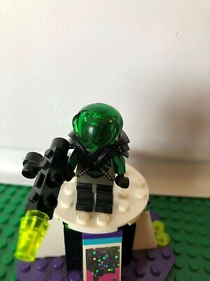 LEGO Insectoids UFO Space Minifigure Torso Body Part Blue Arms