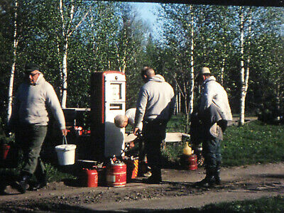16mm FILM HOME MOVIE  Camping & Fishing in CANADA  Kodachrome Color