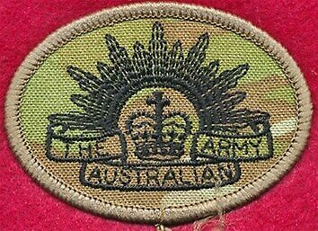 Rising Sun patch - AMCU Militaria Patch Patches