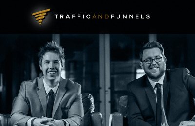 Chris Evans And Taylor Welch - Traffic And Funnels - Client Kit Value: $9,800.00