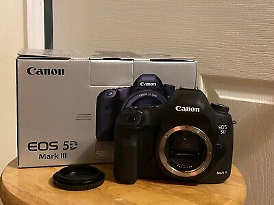 Canon EOS 5D Mark III Digital SLR Camera (Body Only) SEE DESCRIPTION