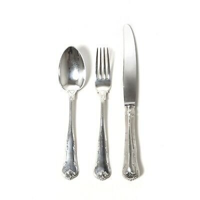 "Set of silver cutlery ""Egoist"", 3 items. ""Herregaard"", Denmark, Cohr, 1946"
