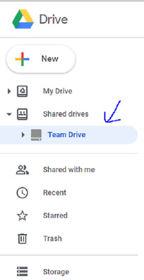Google Team Drive Unlimited Storage For Your Existing 2Account Forever Instantly