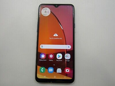 Samsung Galaxy A20s A207M/DS 32GB Unknown Check IMEI Great Condition 3-505