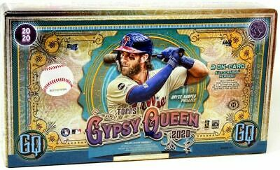 2020 Topps Gypsy Queen Hobby Baseball Factory Sealed Unopened Box ~ 24 Packs