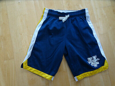 GAP KIDS boys navy blue sports style shorts AGE 8 YEARS EXCELLENT COND