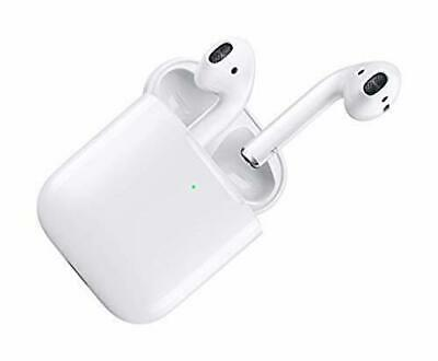 Apple AirPods with Wireless Charging Case - White (MRXJ2AM/A)