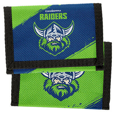 Canberra Raiders NRL Wallet Birthday Gift