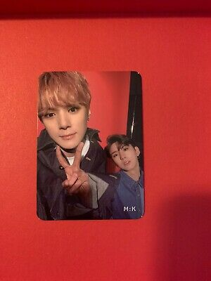 Monsta X Minhyuk Kihyun Are You There Unit Photocard