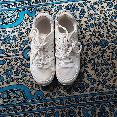 Nfinity Halo Defiance Cheer Cheerleading Shoes Size 6