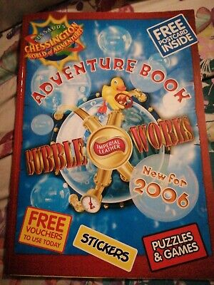 Chessington World of Adventures Adventure Book 2006
