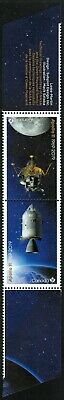 Canada sc#3187a 50th anniversary of Apollo 11, pair from Pane of 6, Mint-NH