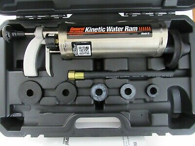 General  Model G Kinetic Water Ram Manual Drain Cleaner NEW MISSING PART