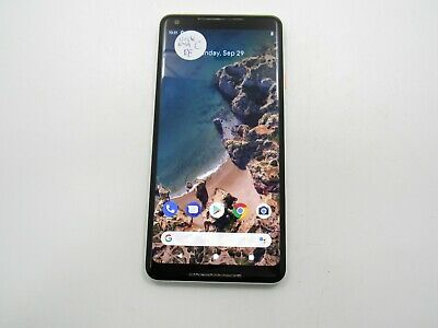 Google Pixel 2 XL 64GB G011C Unlocked Check IMEI Fair Condition 1424