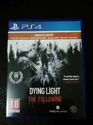 PlayStation 4 - PS4 - Dying Light - The Following Enhanced Edition