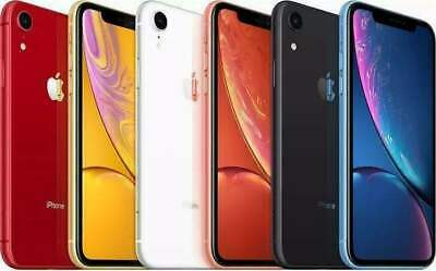Apple iPhone XR 64GB Unlocked Smartphone Mobiles Grade A++ iOS - All Colors - US