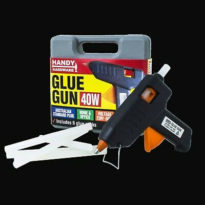 Handy Hardware Glue Gun 40W