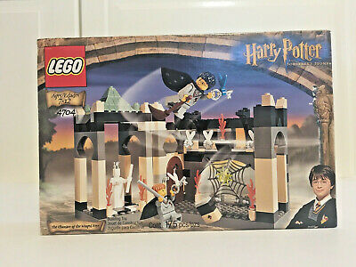 Lego Harry Potter 4704 Chamber of The Winged Keys New Sealed 2001