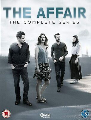 The Affair – The Complete Series (Seasons 1-5) DVD Drama NEW