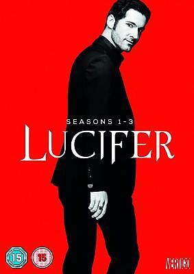 Lucifer – Seasons 1-3 DVD Fantasy Drama