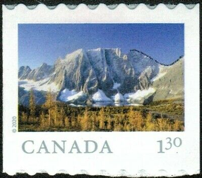 Canada sc#??? From Far and Wide 2020 : Kootenay Park BC, Unit from Coil, Mint-NH