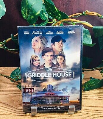 New The Griddle House DVD Movie Luke Perry Charisma Carpenter Sealed