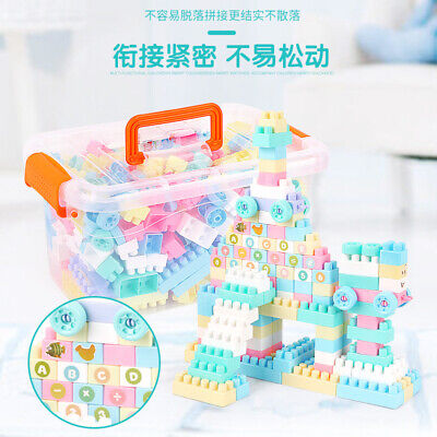 100Pcs Magnetic Building Blocks Construction Educational Kids Magic Toy Gift