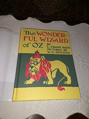 facsimile The Wizard of Oz - L. Frank Baum Wonderful condition in DJ protector