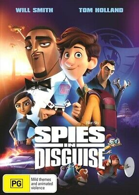 Spies In Disguise : NEW DVD