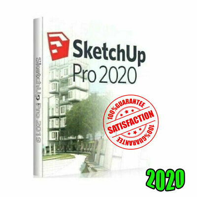 ⭐Offer⭐SketchUp Pro 2020⭐LifeTime⭐Windows-Multilingual✔️Fast Delivery✔️