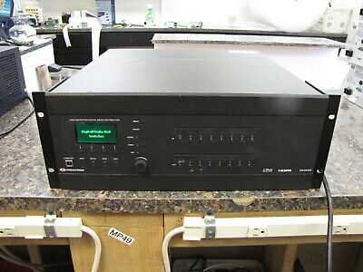 Crestron DM-MD8x8 HDMI Digital Media Switcher - Fully Loaded with Modules - #5
