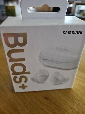 Samsung Galaxy Buds+ Plus - Brand New & Sealed - White - One Day Auction!