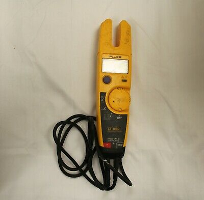 Fluke T5-1000 Voltage/Continuity/Current Tester
